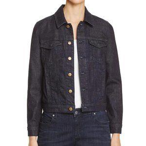 Eileen Fisher Organic Cotton Denim Utility Jacket